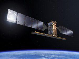 Sentinel-1 (© ESA)